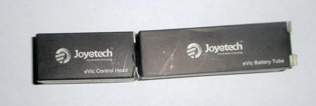 Упаковка eVic
